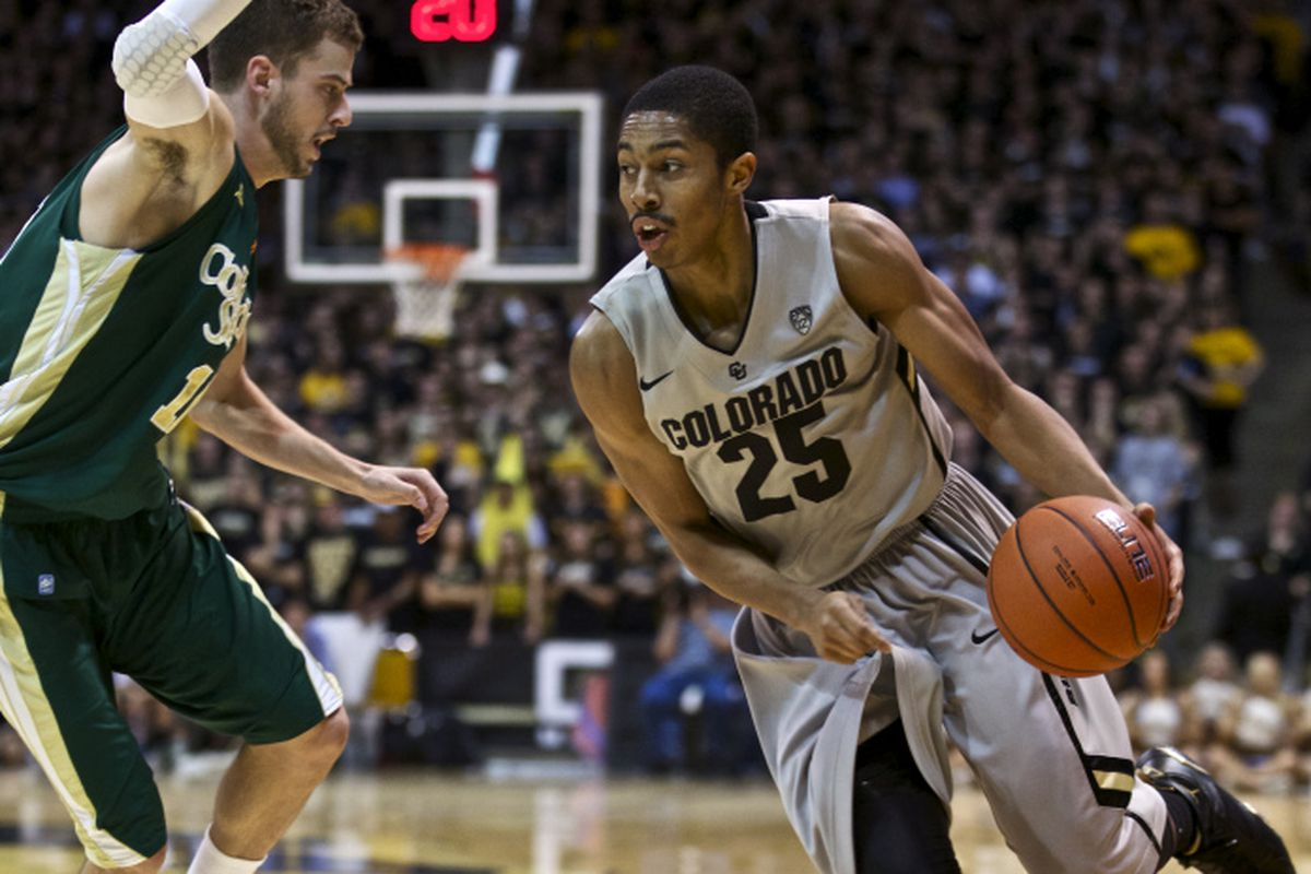 Spencer Dinwiddie will have to put together a great performance against Kansas, similar to his performance against Colorado State last year, to pull off the upset.