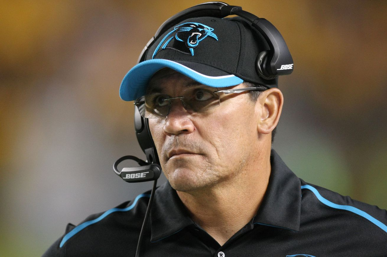 f9873363a58 Why Ron Rivera Is Holding Back The Carolina Panthers: A Diatribe ...