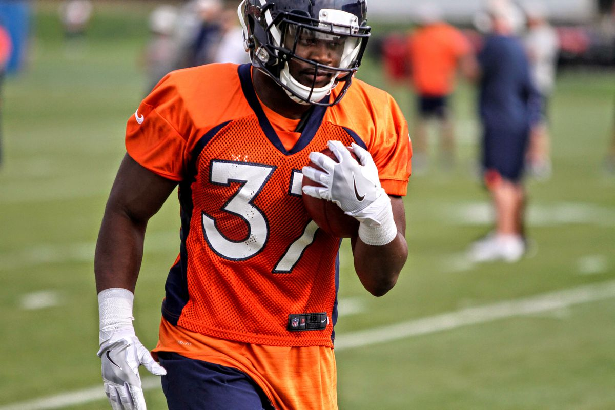 info for a60bb 439dd Royce Freeman will do whatever he can to stay on the field ...