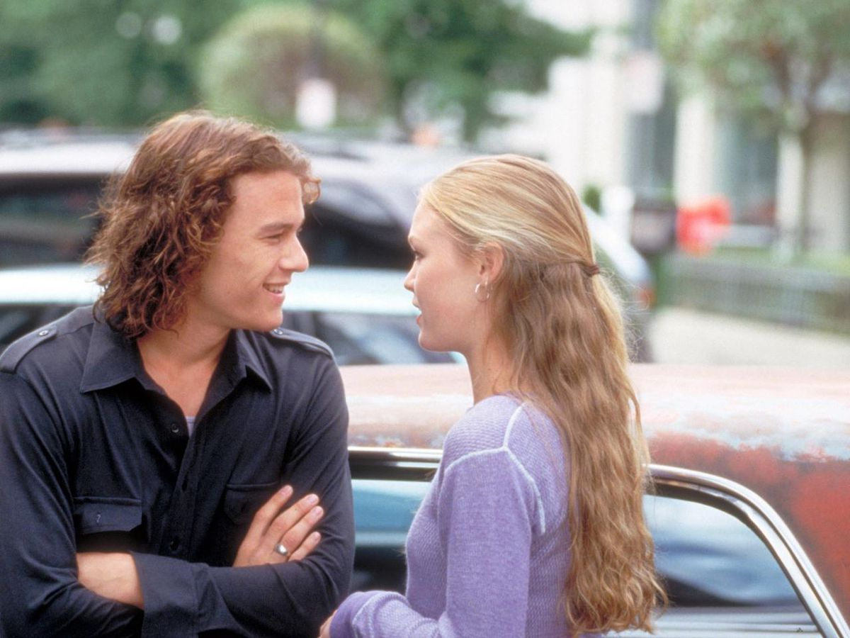 10 Things I Hate About You is based on Shakespeare's The Taming of the Shrew.