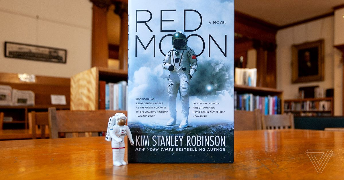 red moon by kim stanley robinson - photo #9
