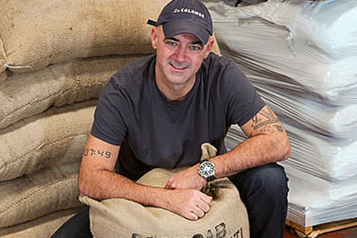Coffee Hunter debuts in 2012 on the Travel Channel