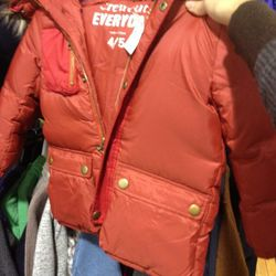 $50 puffer jacket for kids