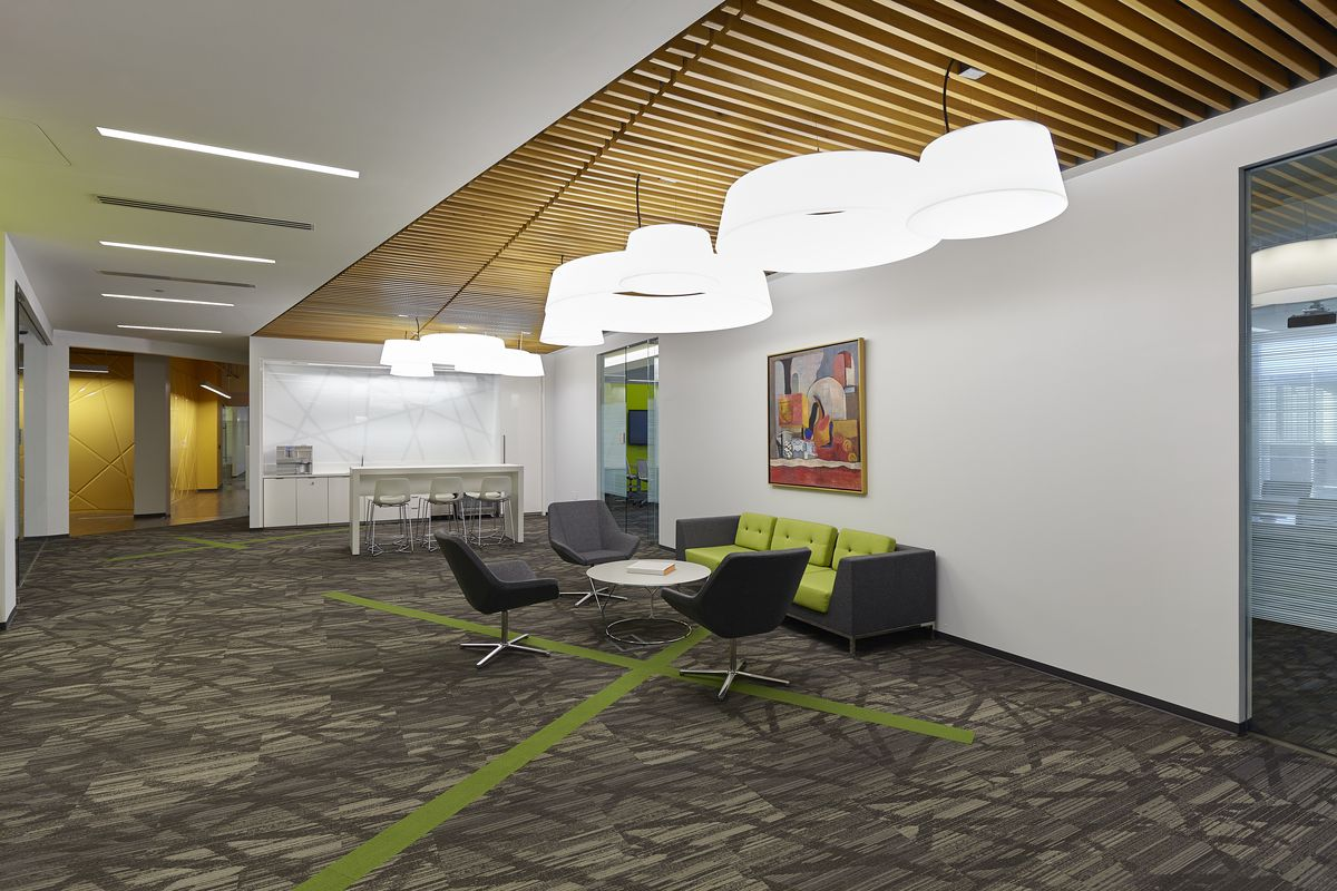 Sap unveils swank new buckhead office curbed atlanta for Office design for millennials