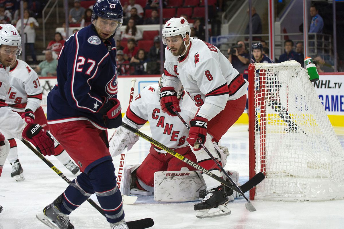 Carolina Hurricanes Game Analysis: Nobody's Perfect (About Last Night)