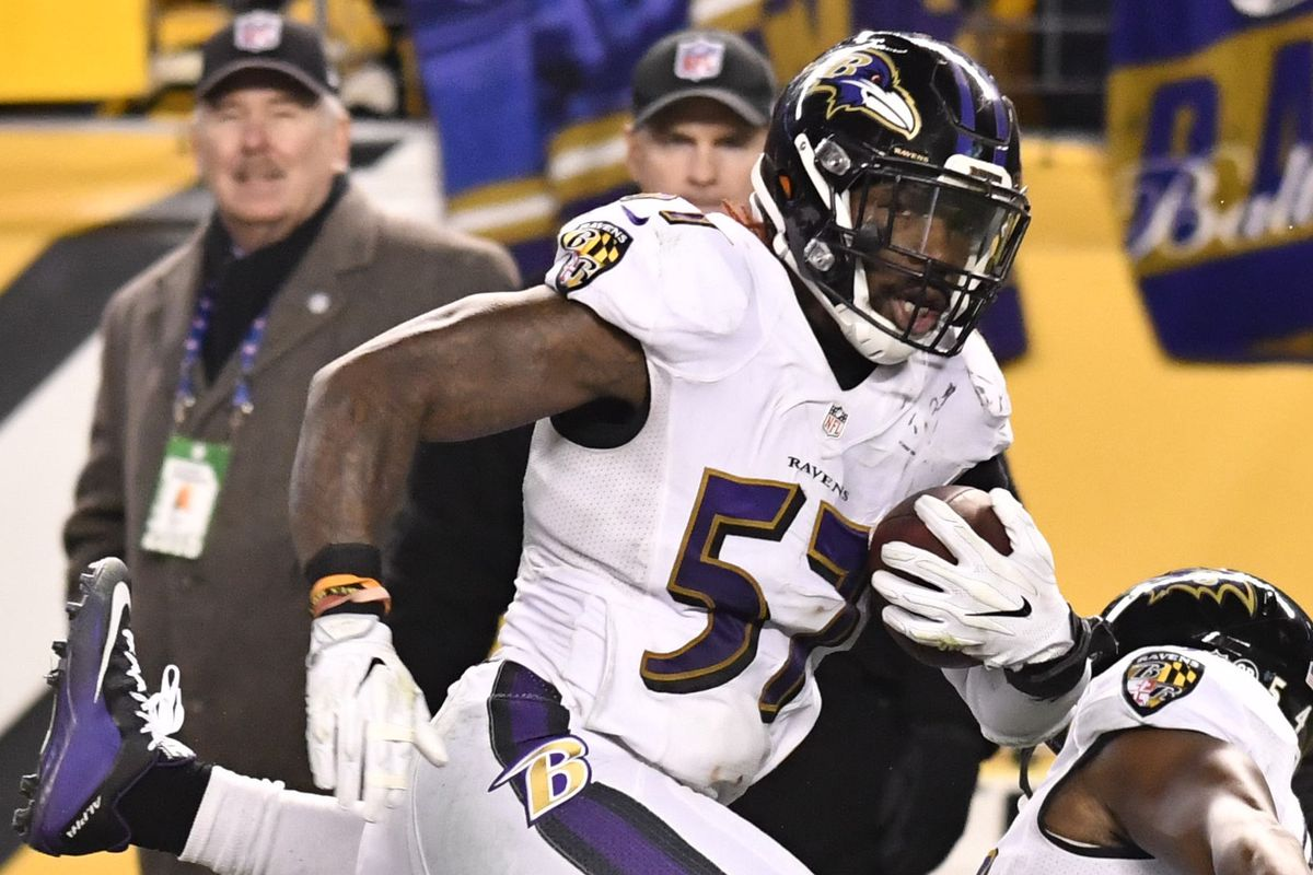 Update II  Head coach John Harbaugh announces C.J. Mosley won t be out long  after suffering injury vs. Bengals 3329c30307d9