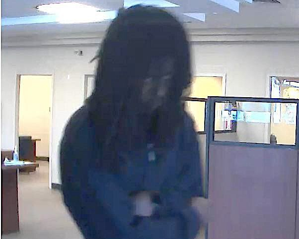 The FBI released this photo of a suspect in a Chase Bank branch robbery at 8340 S. Kedzie Ave. on Sept. 4, 2019.   FBI