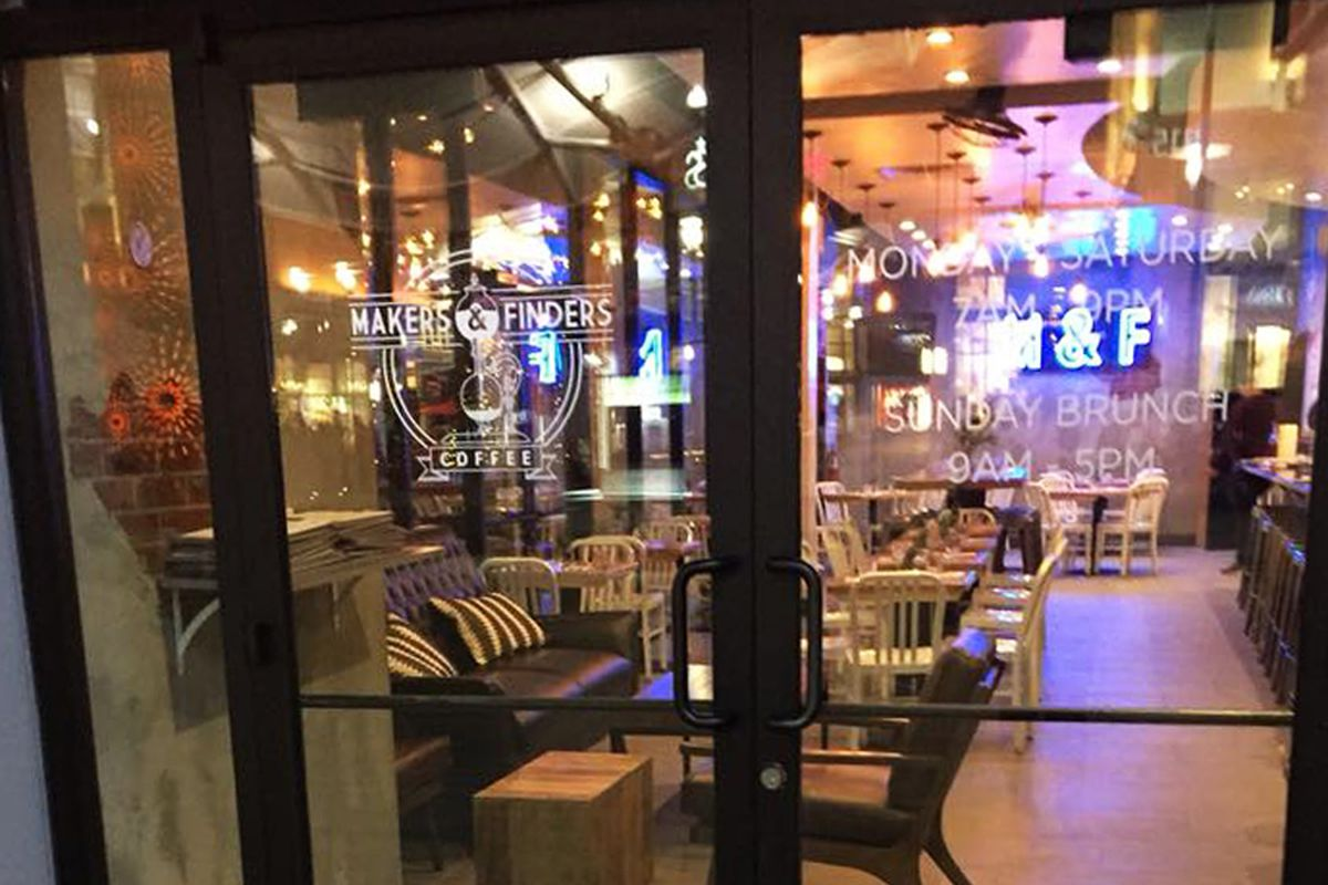 Makers & Finders Coffee - Downtown Summerlin