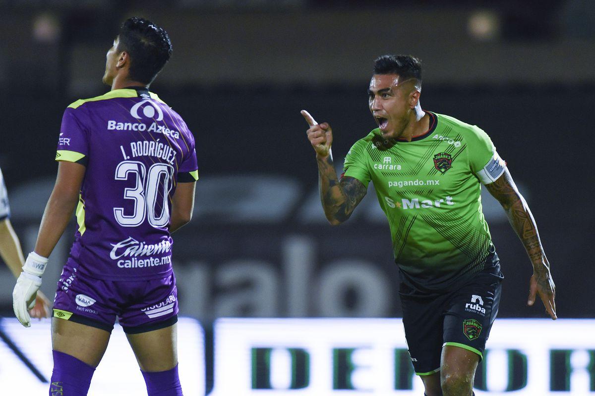 FC Juarez v Puebla - Torneo Guard1anes 2020 Liga MX