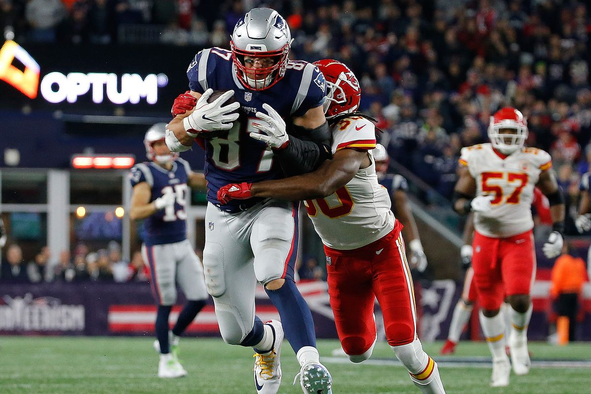 2019 Nfl Playoff Schedule Patriots Will Visit Chiefs In Afc Championship Pats Pulpit