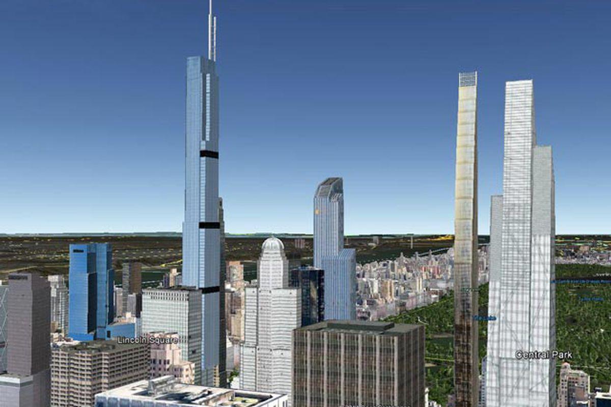 "Rendering of 57th Street's future skyline via <a href=""http://newyorkyimby.com/2014/07/new-look-57th-streets-evolving-skyline-of-supertalls.html#"">NY YIMBY</a>"