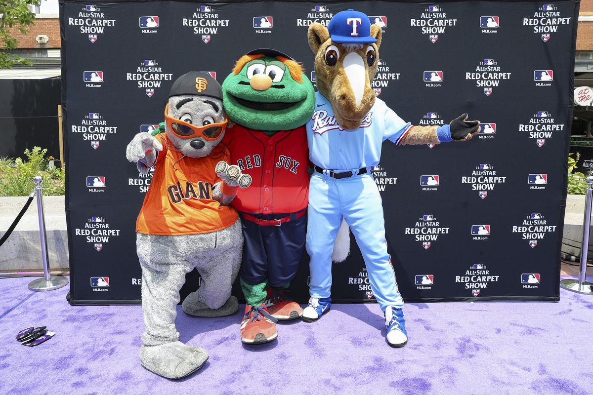 MLB All-Star Red Carpet Show