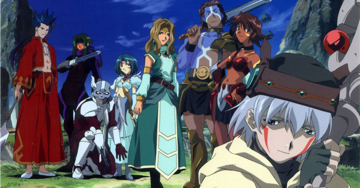 The short-lived, now-streamable .hack//SIGN might be the best gaming anime of all time