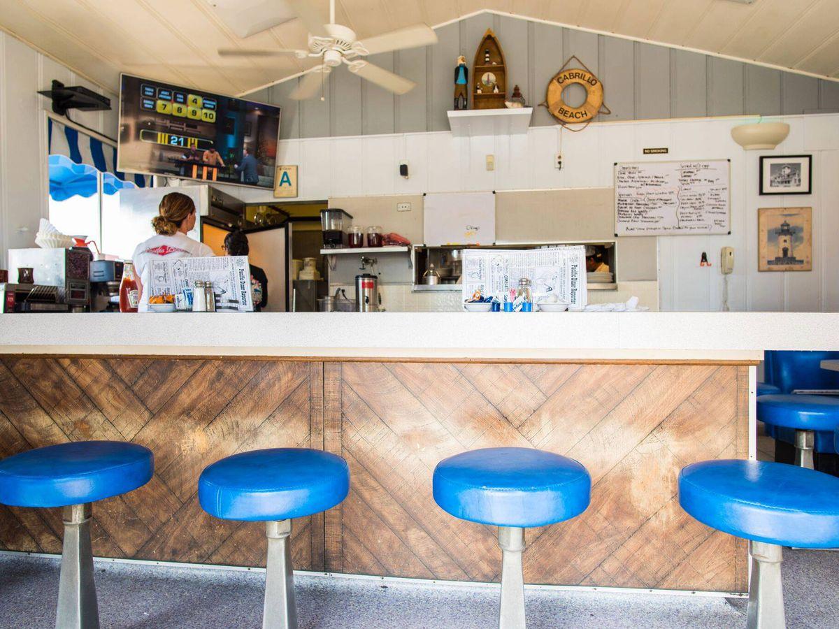Pacific Diner, San Pedro