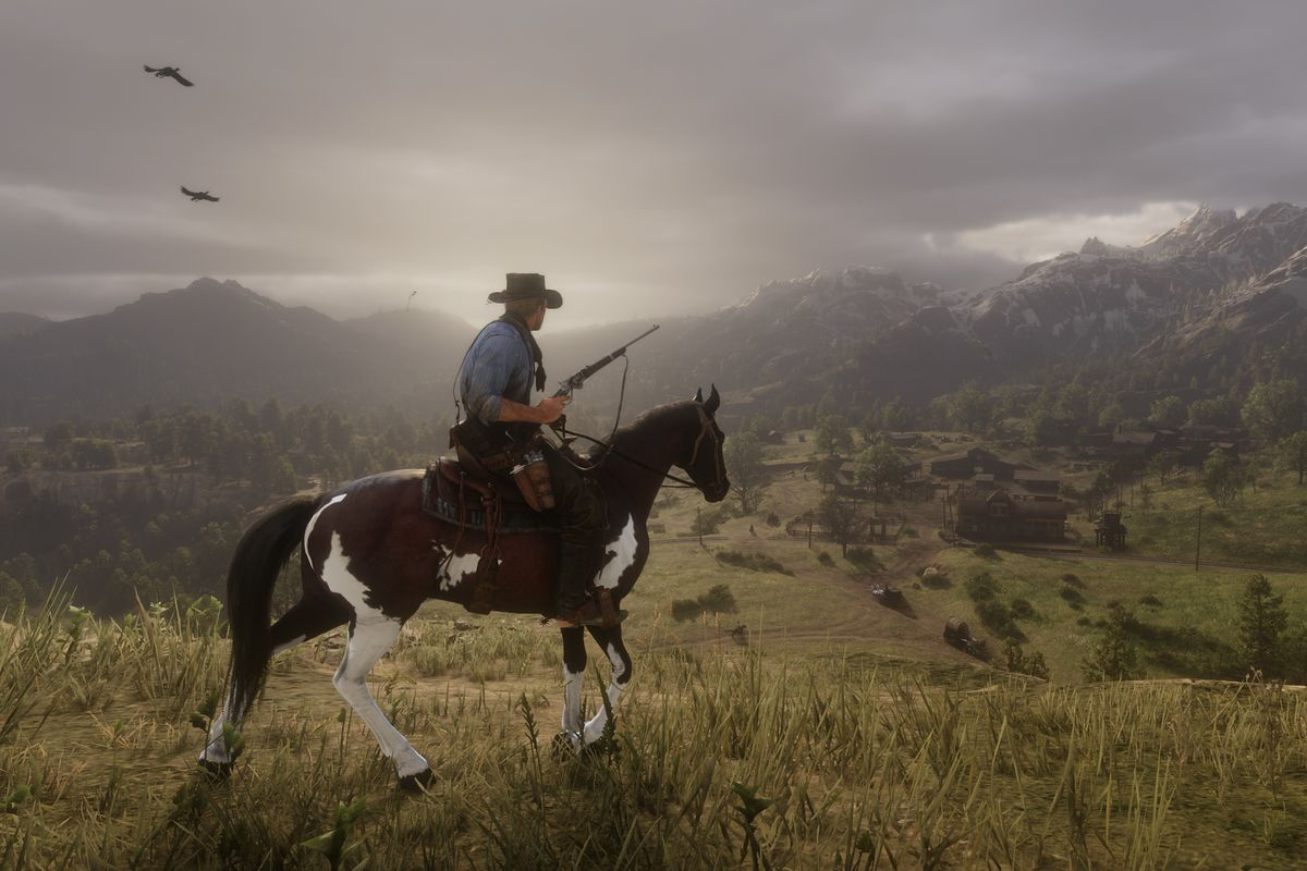 Save $100 on an Xbox One console when you purchase Red Dead
