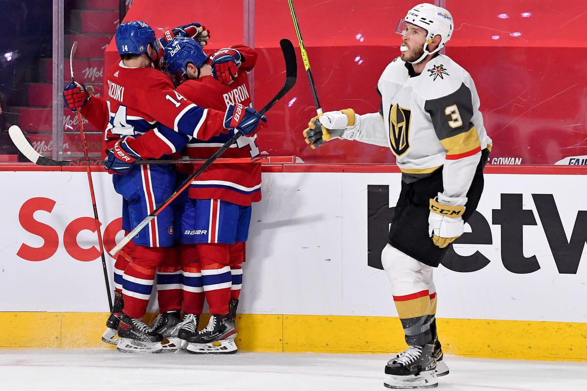 Vegas Golden Knights v Montreal Canadiens - Game Six