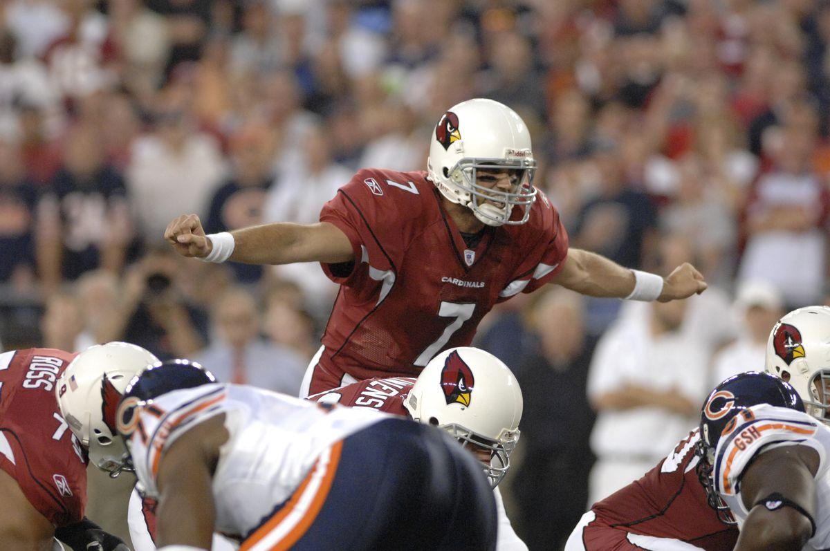 Chicago Bears vs Arizona Cardinals - October 16, 2006