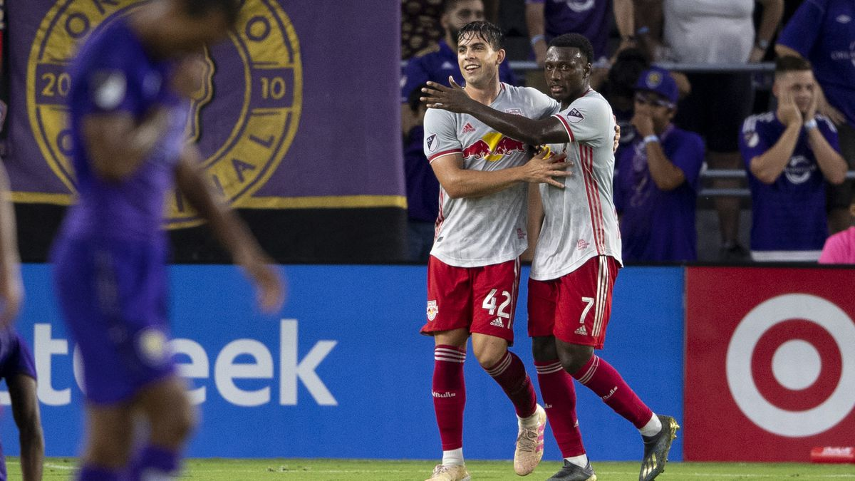 MLS: New York Red Bulls at Orlando City SC
