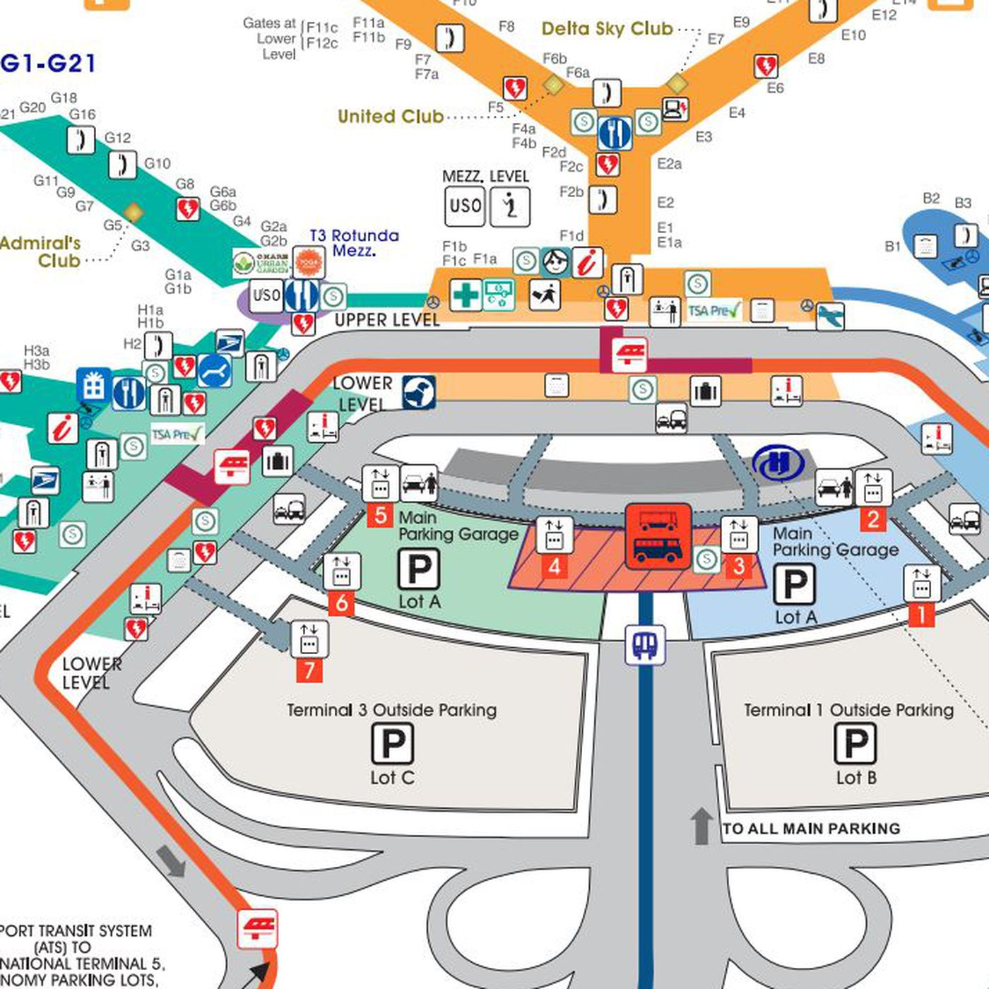 Where to Eat at O'Hare International Airport (ORD) - Eater ... on o'hare gate map, chicago south lawndale map, o'hare area map, o'hare bus shuttle center map, o'hare restaurant map, o'hare arrivals map, o'hare airport map, elgin o'hare map, o'hare parking map, o'hare modernization map, chicago regional map with locations, chicago airport map, hyatt o'hare map, o'hare cargo map, o'hare concourse map, o'hare field map, united airlines o'hare map, o'hare blue line map, official o'hare map,