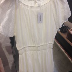 Apiece Apart dress, $127.50 (from $365)