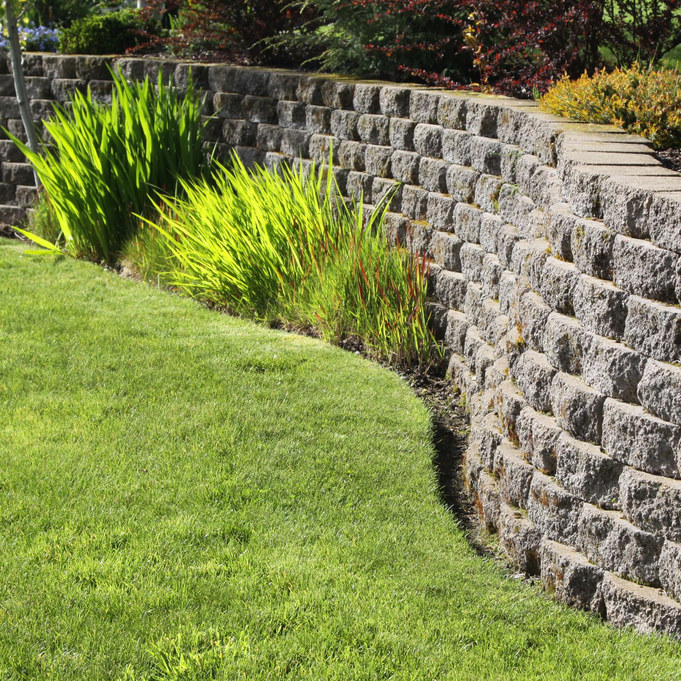 Retaining Wall Ideas: Wood, Stone & Concrete - This Old House