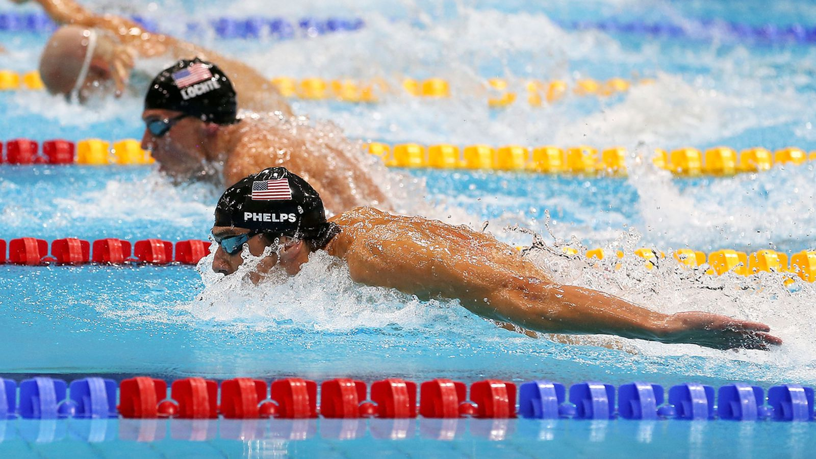 Golden Again Michael Phelps Wins 200m Im For Medal No 20