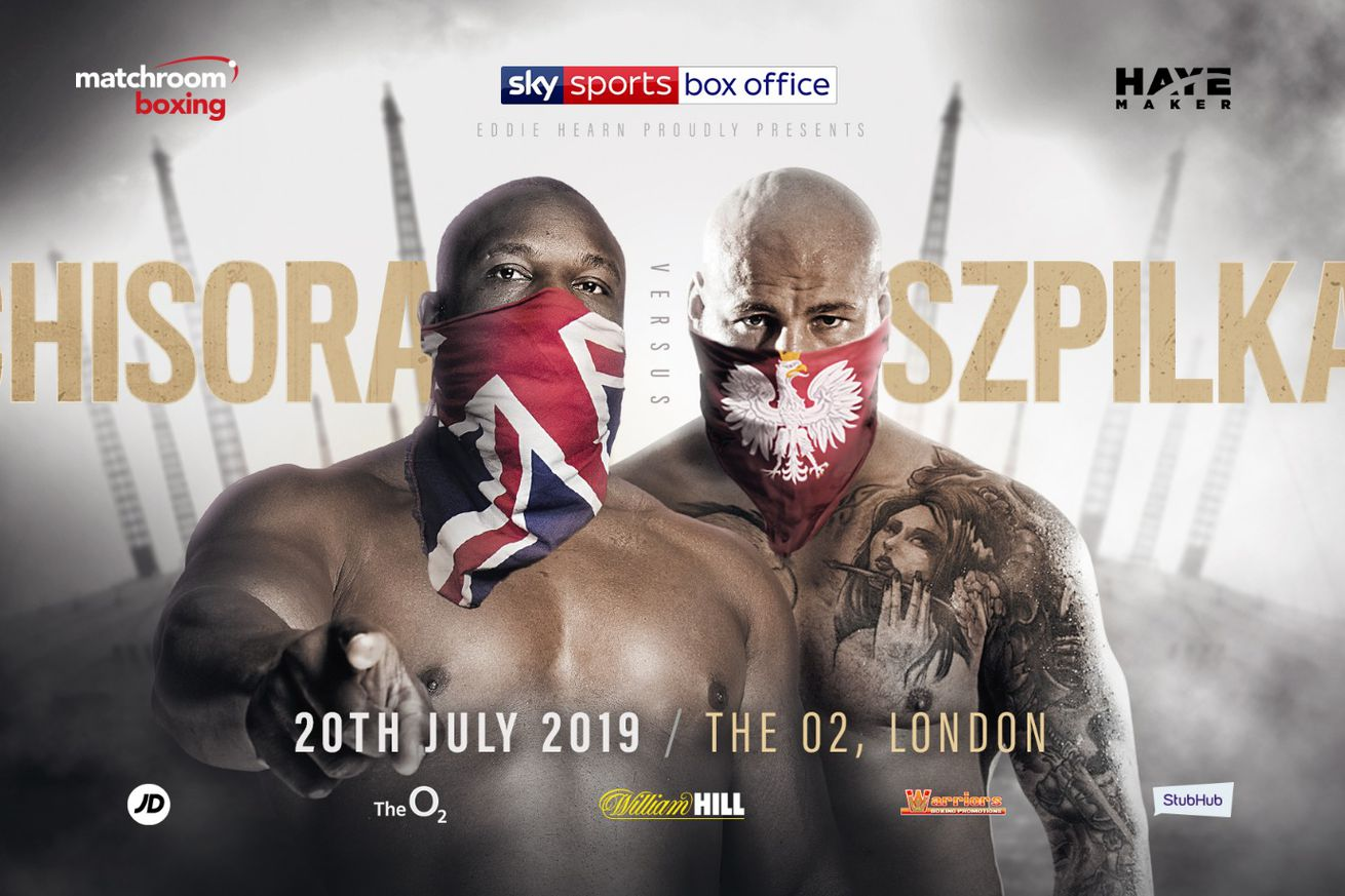 e701a430 7209 4bef bef2 479ad6668c94.0 - Chisora-Szpilka added to Whyte-Rivas card