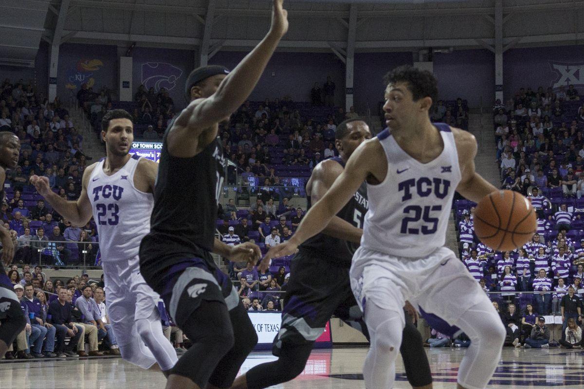 TCU Basketball vs Kansas State, February 27th, 2018
