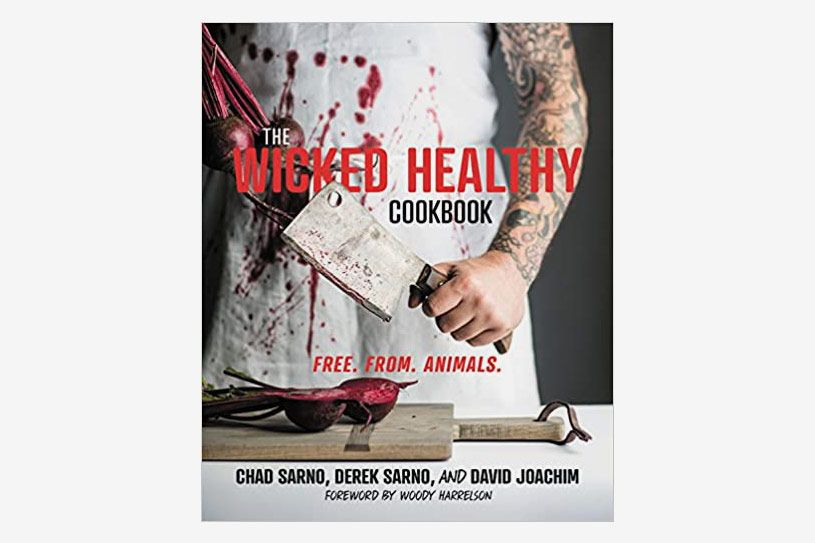 The Wicked Healthy Cookbook cover