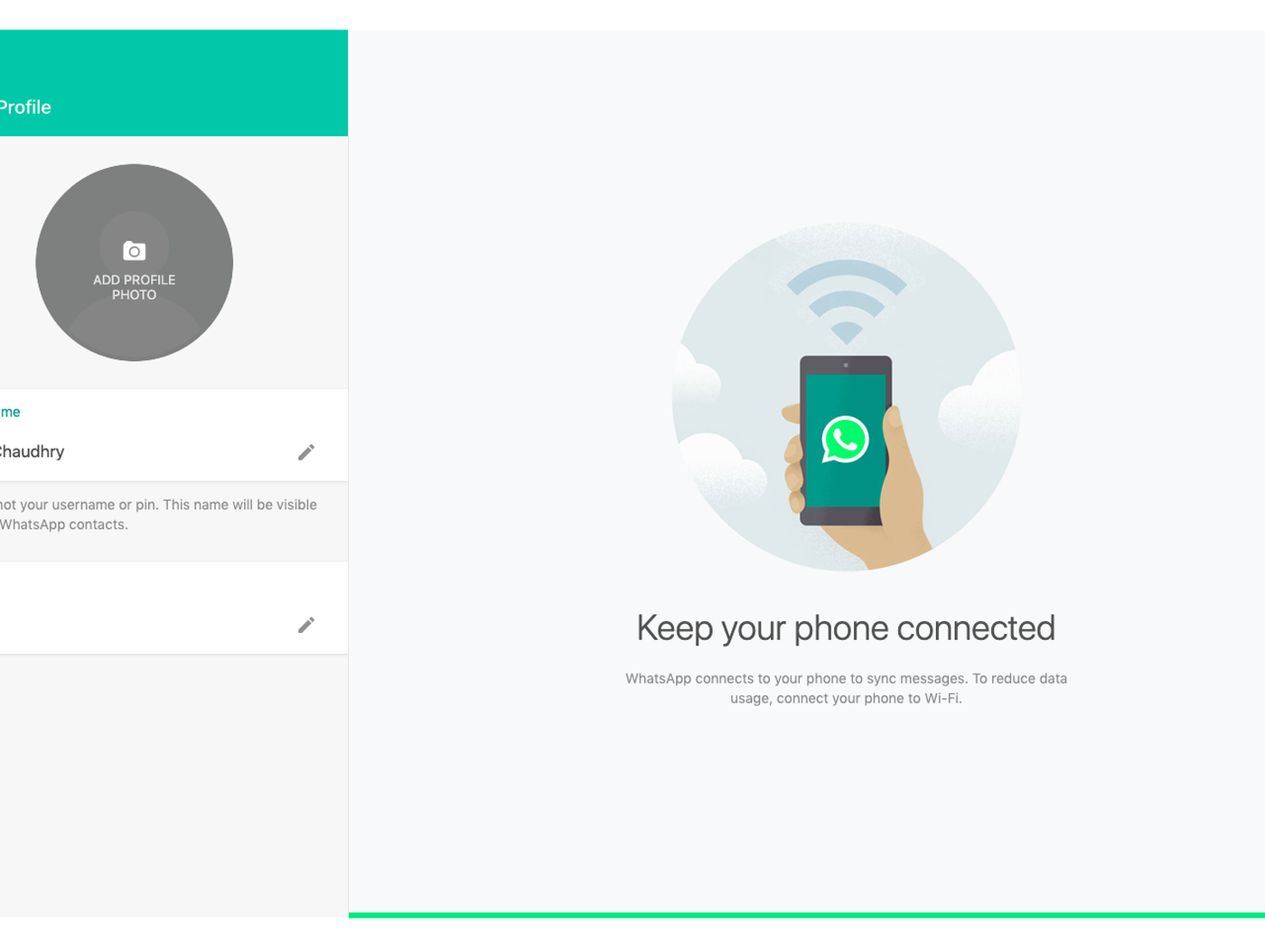 How to set up WhatsApp on your Mac or PC - The Verge