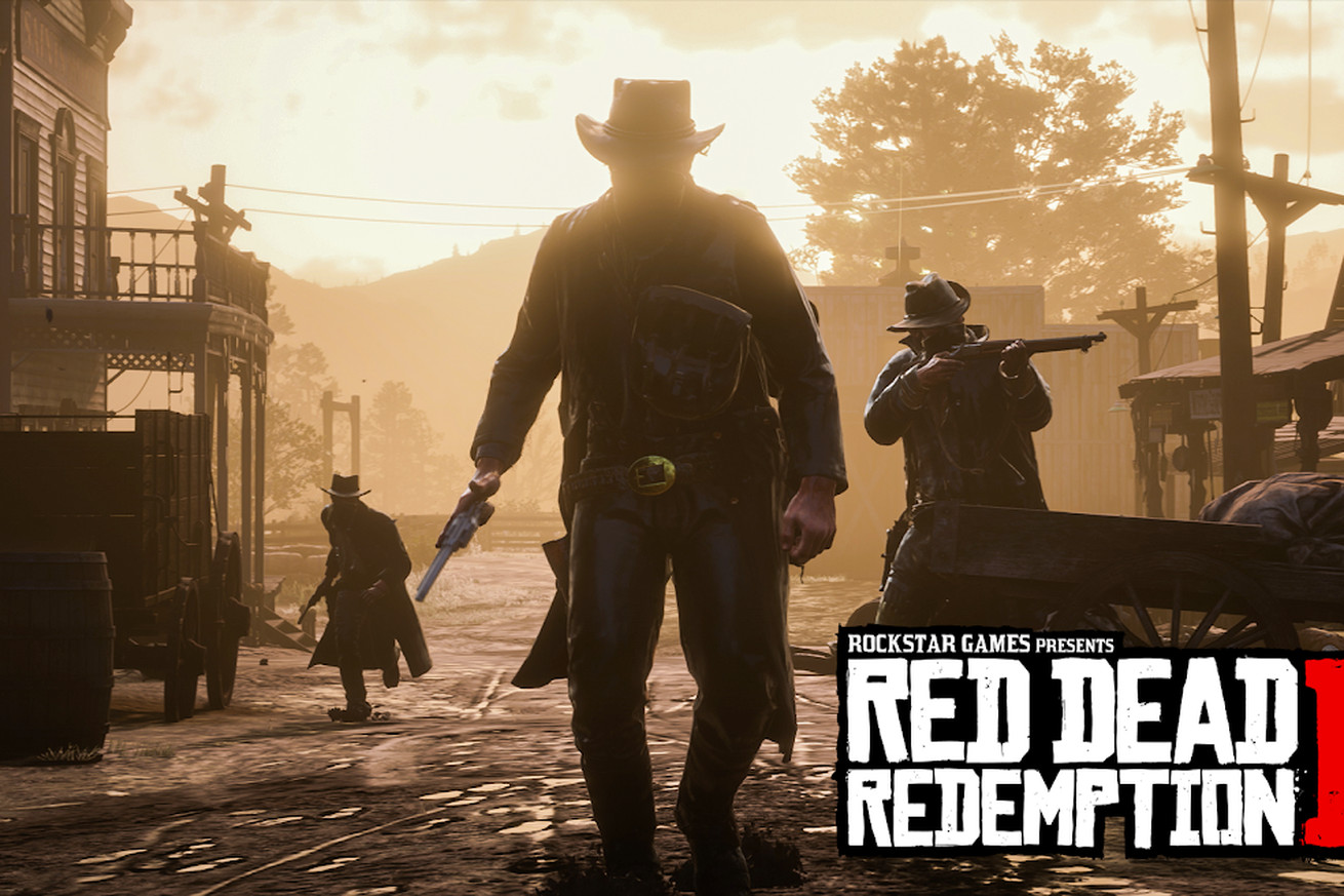 red dead redemption 2 s new trailer is six minutes of pure gameplay