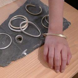 Bracelets from Isabel Borland starting at $400 [Image: Adele Chapin/dc.racked.com]