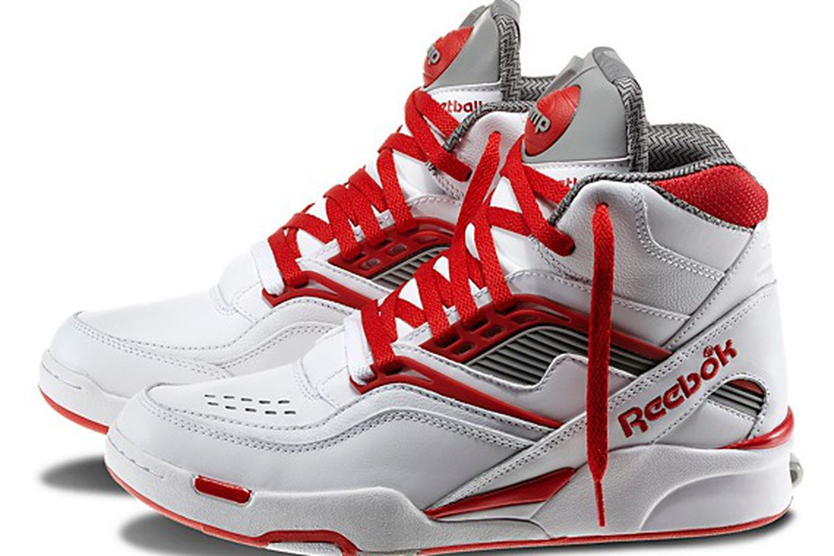 2facacdcf7a35e Dominique Wilkins  Reebok Pump shoes back on sale - Peachtree Hoops