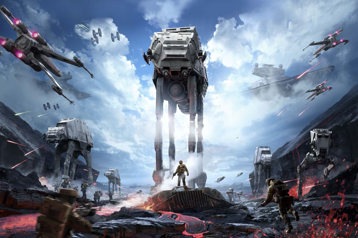 To ship Star Wars Battlefront, developers had to build their