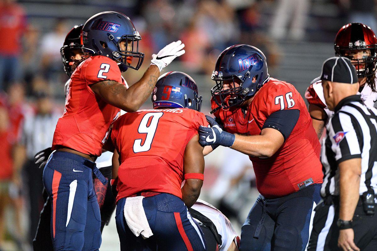 NCAA Football: San Diego State at South Alabama