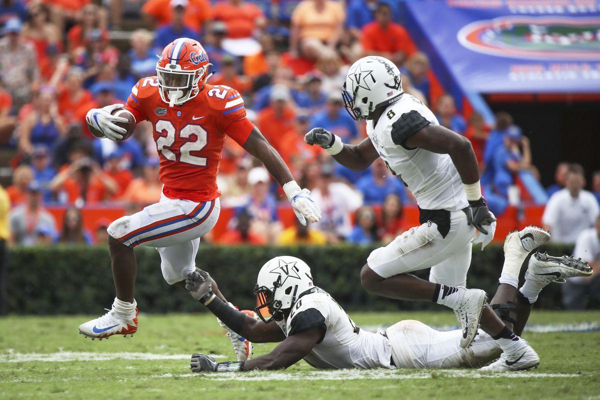 Vanderbilt vs Florida