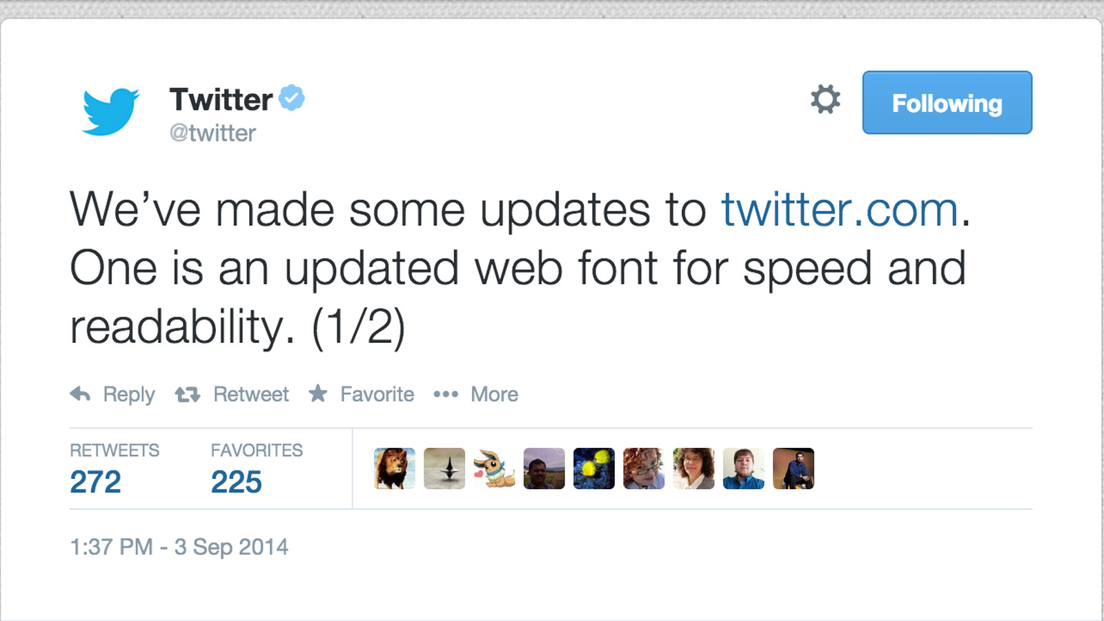 Twitter changes font again because everyone hated the old