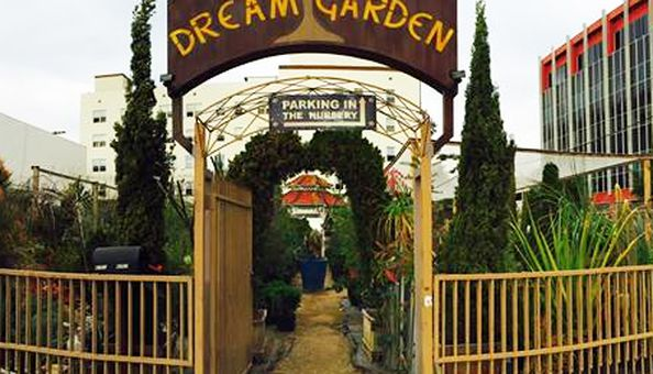 Dream Garden 6751 Sunset Boulevard Los Angeles