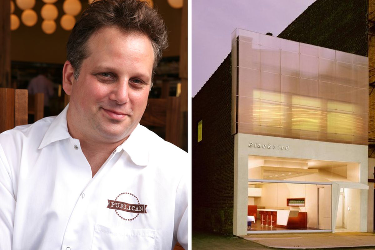 Paul Kahan on Expansion Plans & Empowering His Team - Eater