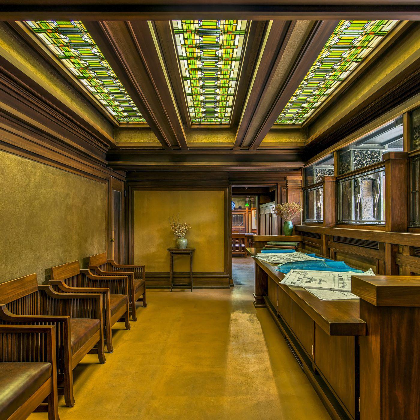 Frank Lloyd Wright, furniture designer - Curbed