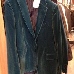 Men's blazer, $299