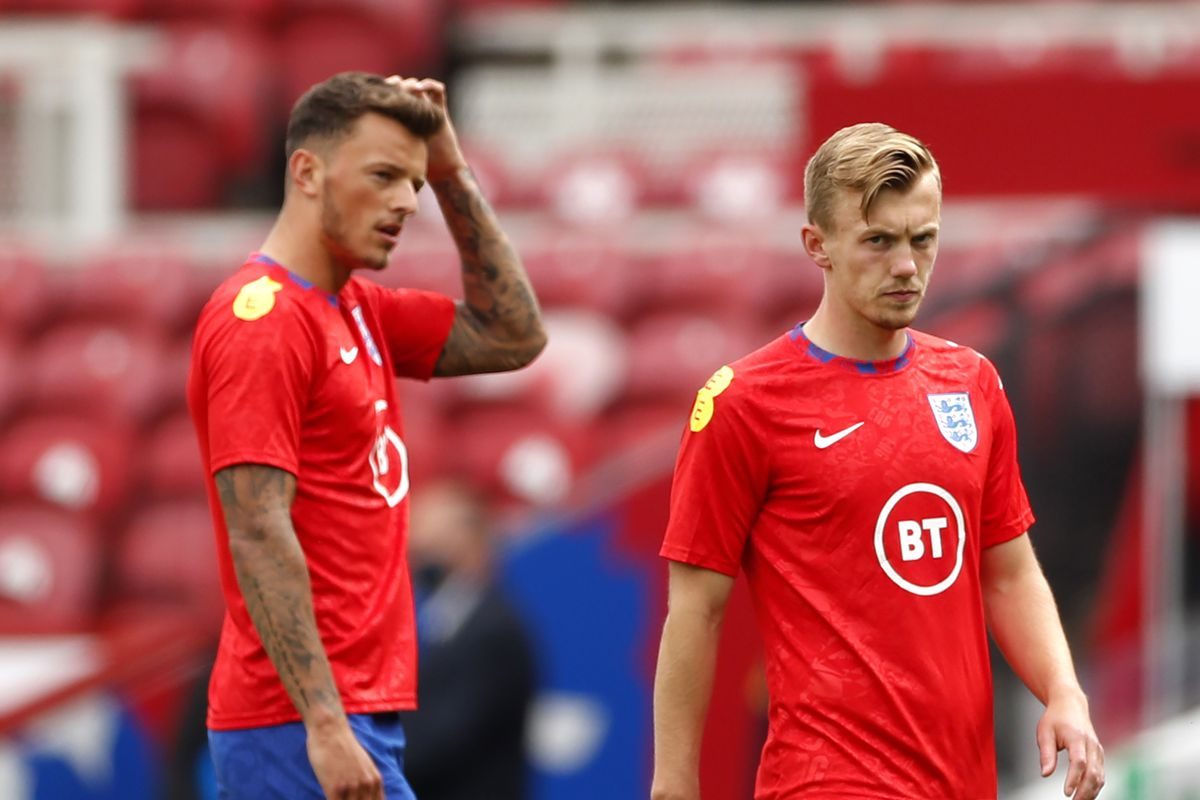 James Ward-Prowse, Ben White, England, Trent Alexander-Arnold, EURO 2020, Gareth Southgate, Jordan Henderson