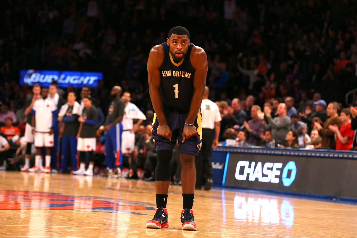 Pelicans fail to stage late game heroics twice in a row in 99-92 loss to  Knicks. New ... 61e7c3daf
