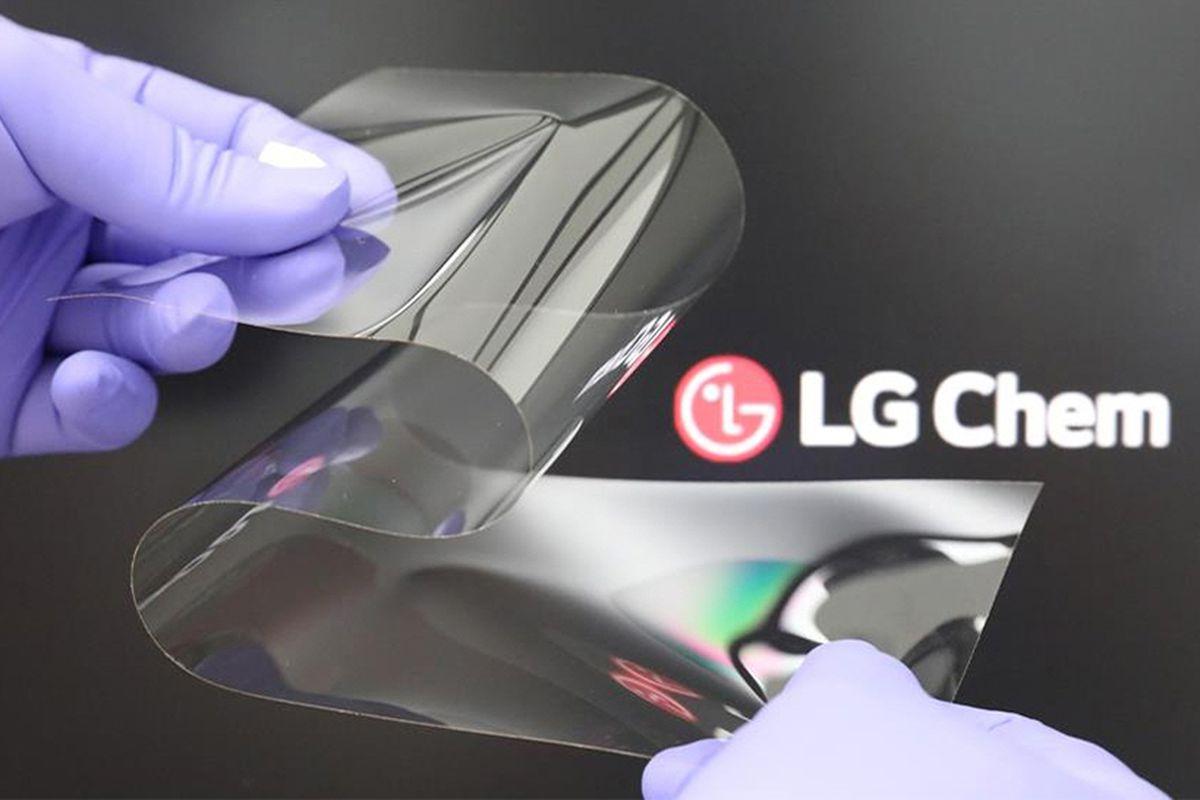 Real Folding Window: La revolución de LG en pantallas plegables