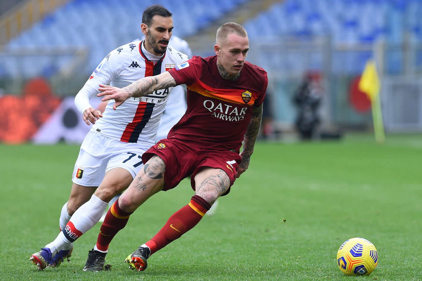 Rick Karsdorp is Healthy and Thriving for Roma - Chiesa Di Totti