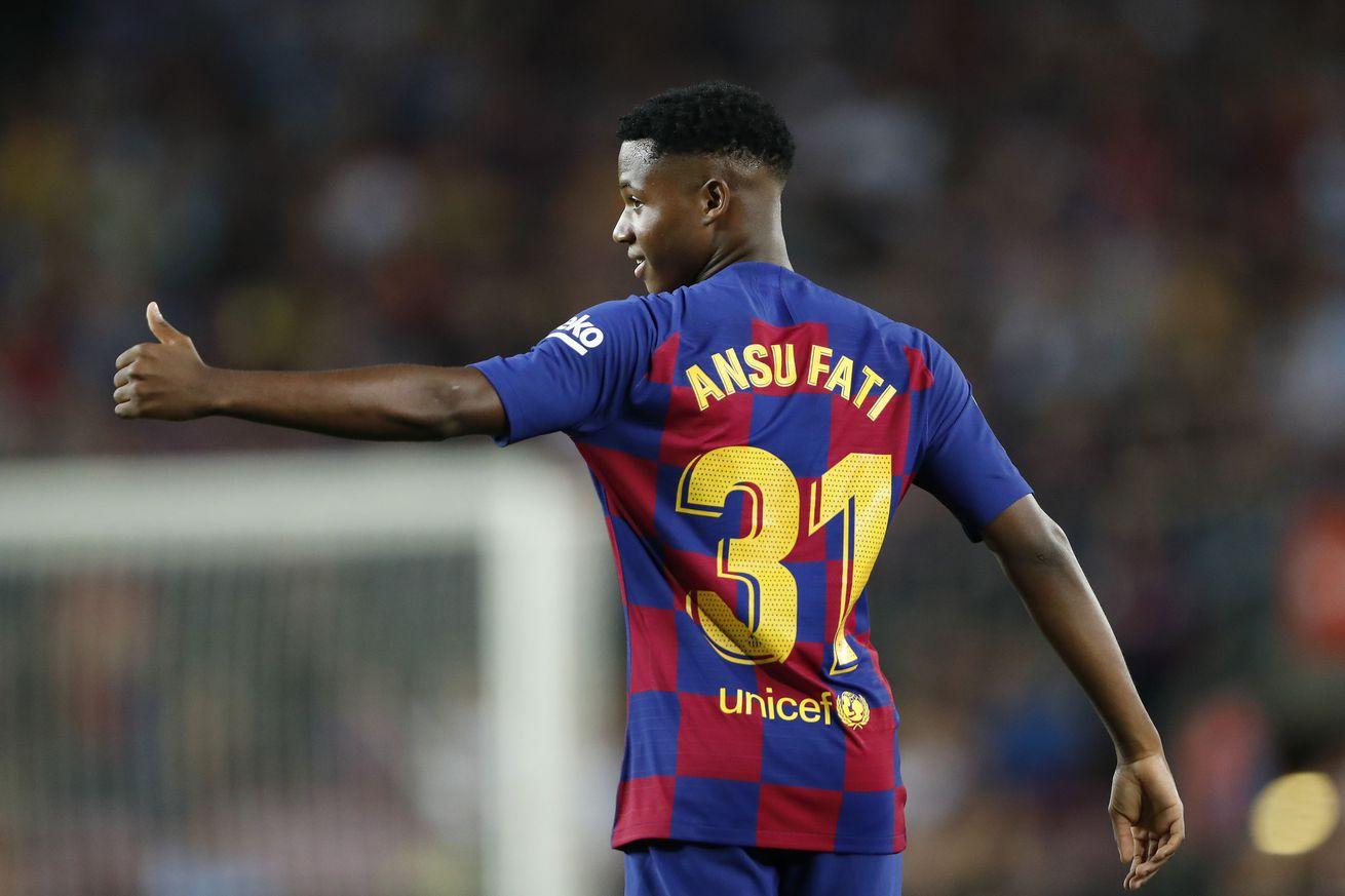 FC Barcelona News: 12 October 2019
