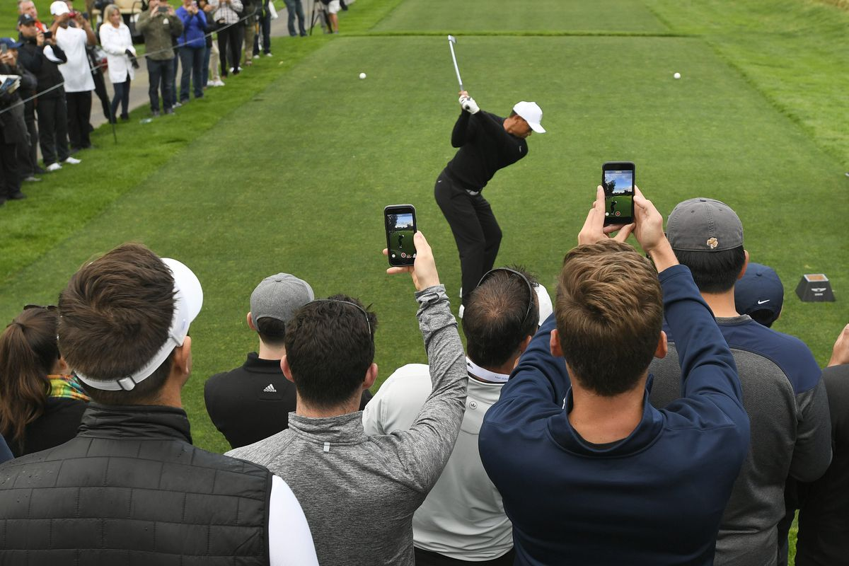 genesis open 2018  time  tv schedule for tiger woods on
