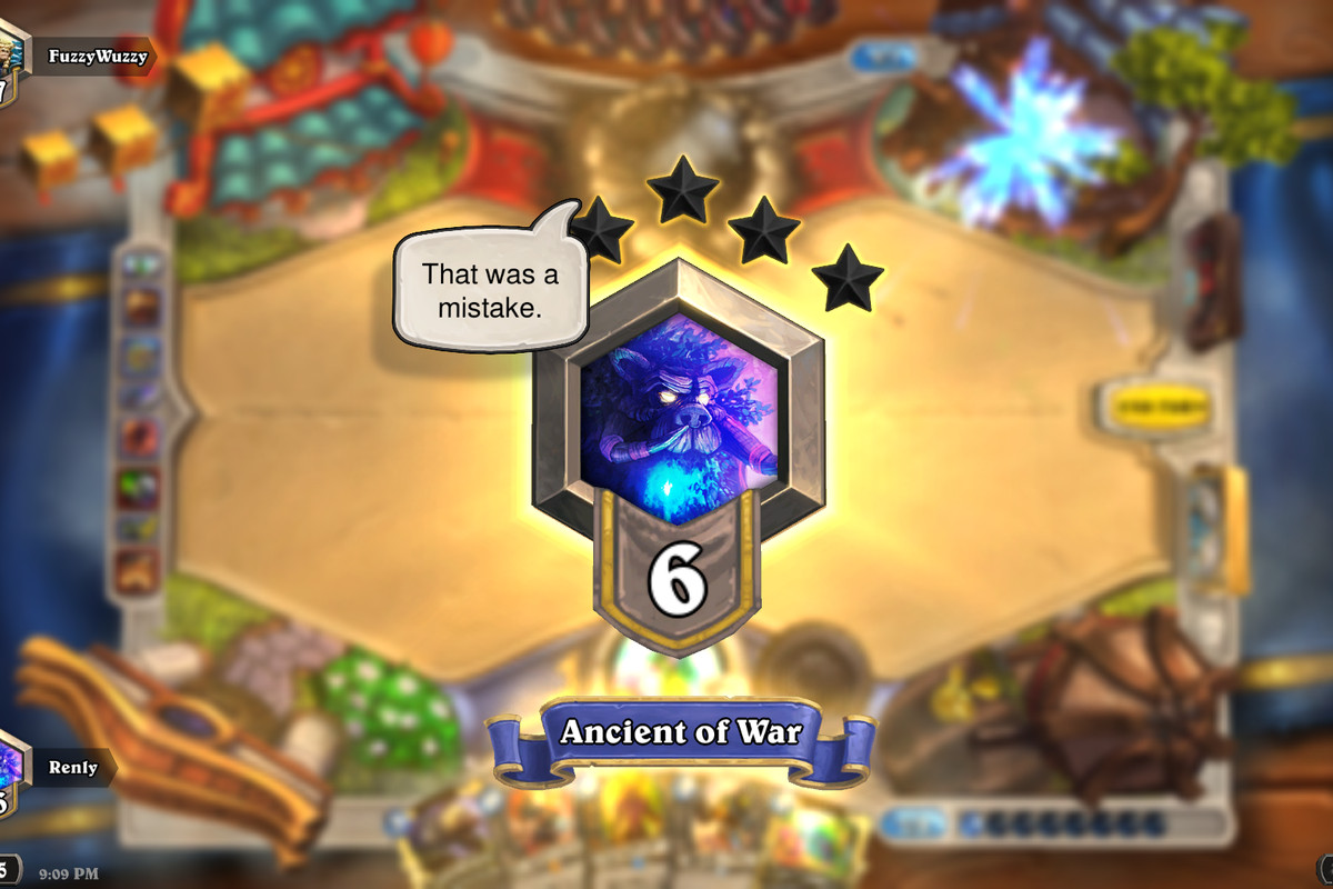 Hearthstone is getting very expensive, and complicated, for a casual game