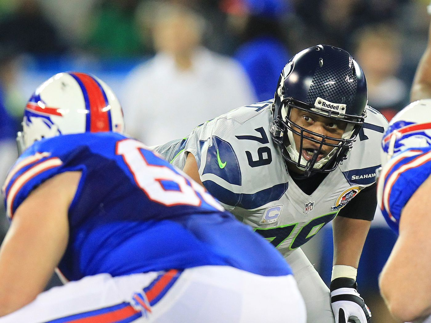 Defining The Seahawks Defense The Defensive Line Part 2 The