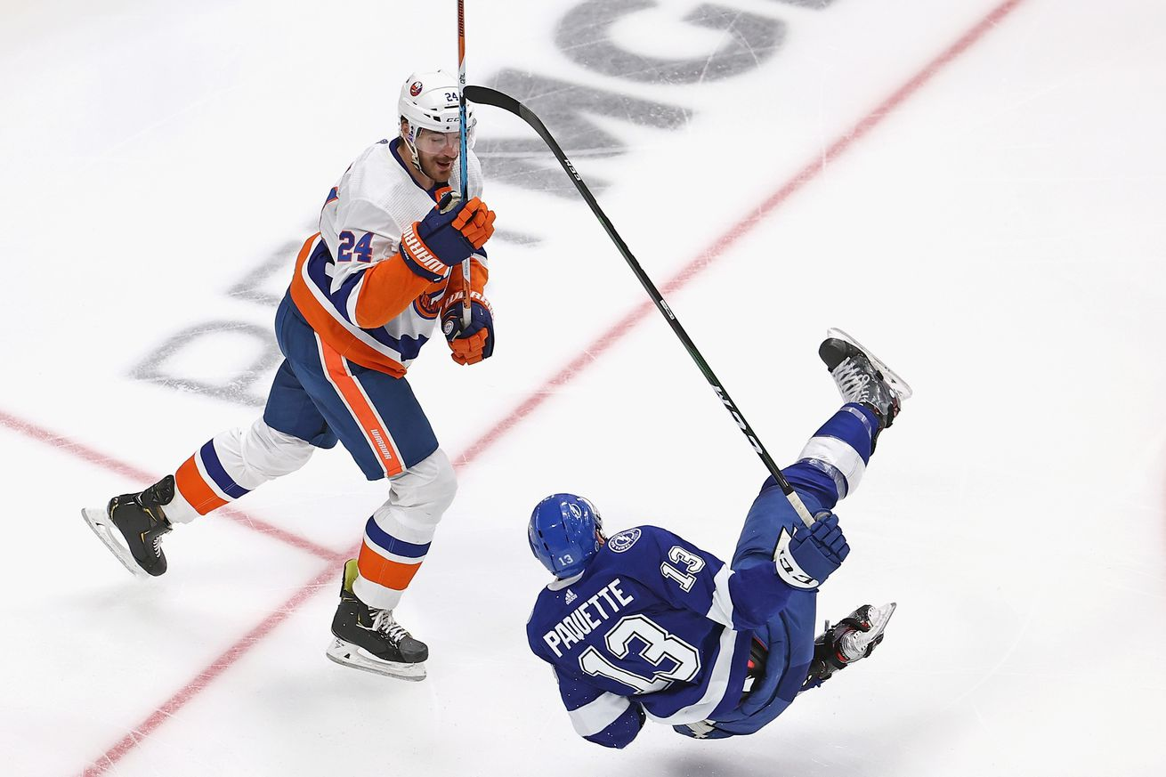 New York Islanders v Tampa Bay Lightning - Game Five